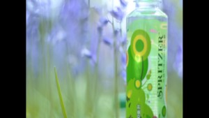 ACILIS#SPRITZER silica-rich water from the Malaysia rainforest coming to Britain soon