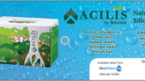 Wanted! Champions to spread awareness & benefits of Acilis by Spritzer silica-rich water
