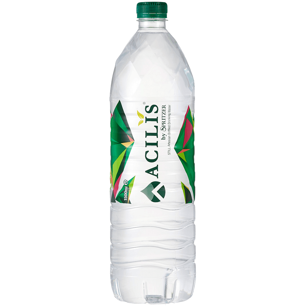 ACILIS by Spritzer - Still Artesian Bottled Drinking Water