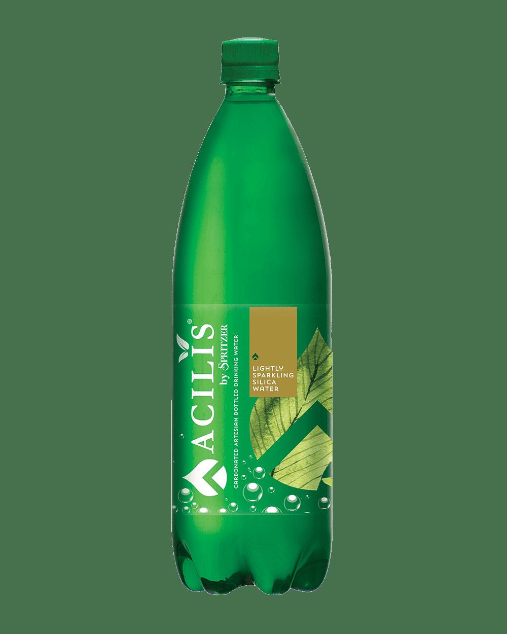 acilis by spritzer sparkling bottled water